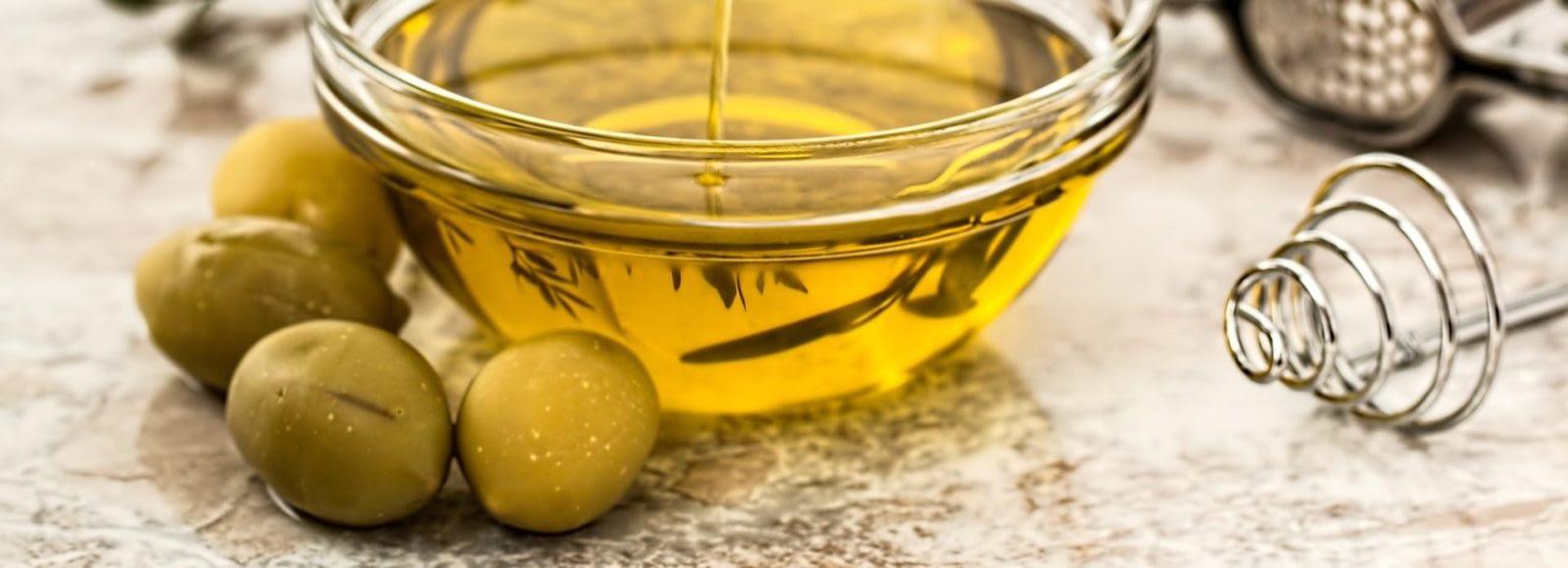оливковое масло очень полезно