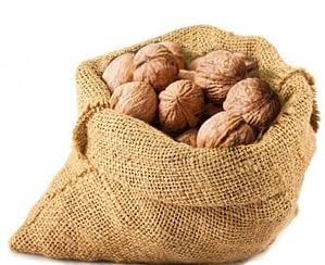 грецкие орехи не сложно хранить