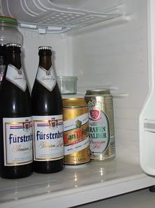 пиво должно хранится в холодильнике