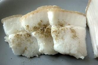 сало натуральный продукт