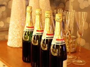 шампанское должно хранится в правильных условиях