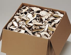 сушеные грибы можно хранить по разному
